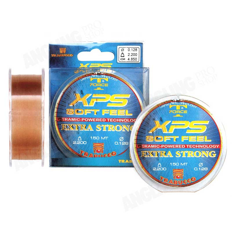 Trabucco XPS Soft Feel 150m najlon