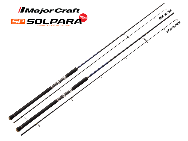 Major Craft Solpara SPX 902 LSJ 2,74m 40g